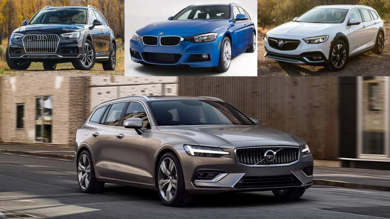92 All New 2019 Volvo Xc70 Wagon New Concept