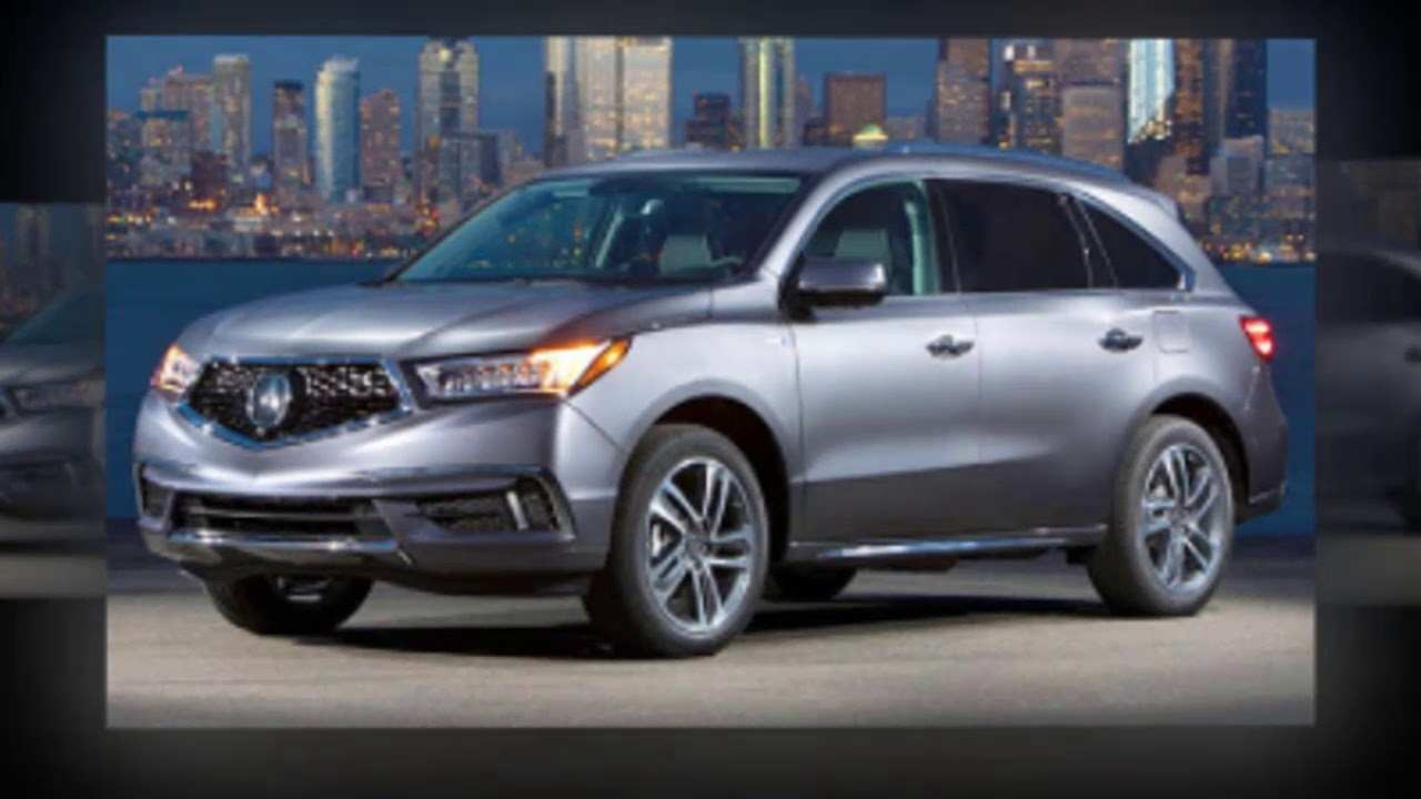 92 All New 2020 Acura MDX Hybrid Price And Review