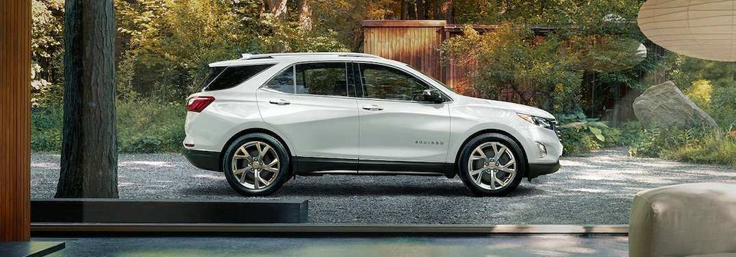 92 All New 2020 All Chevy Equinox Interior