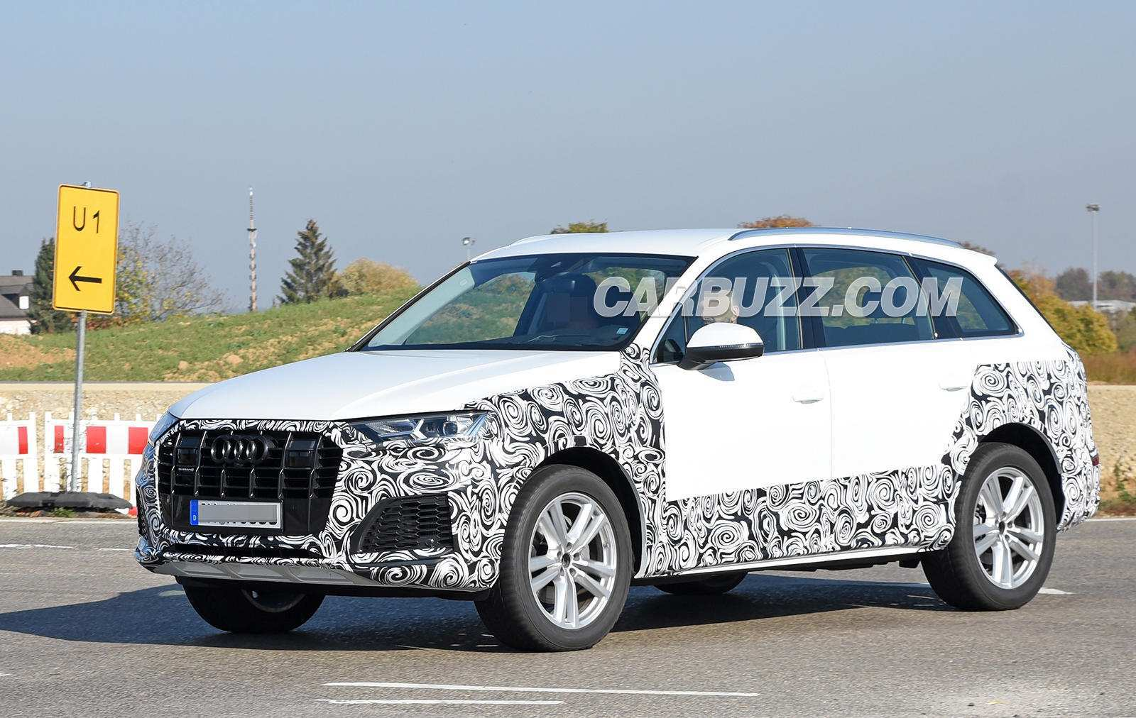 92 All New 2020 Audi Q7 Changes New Concept