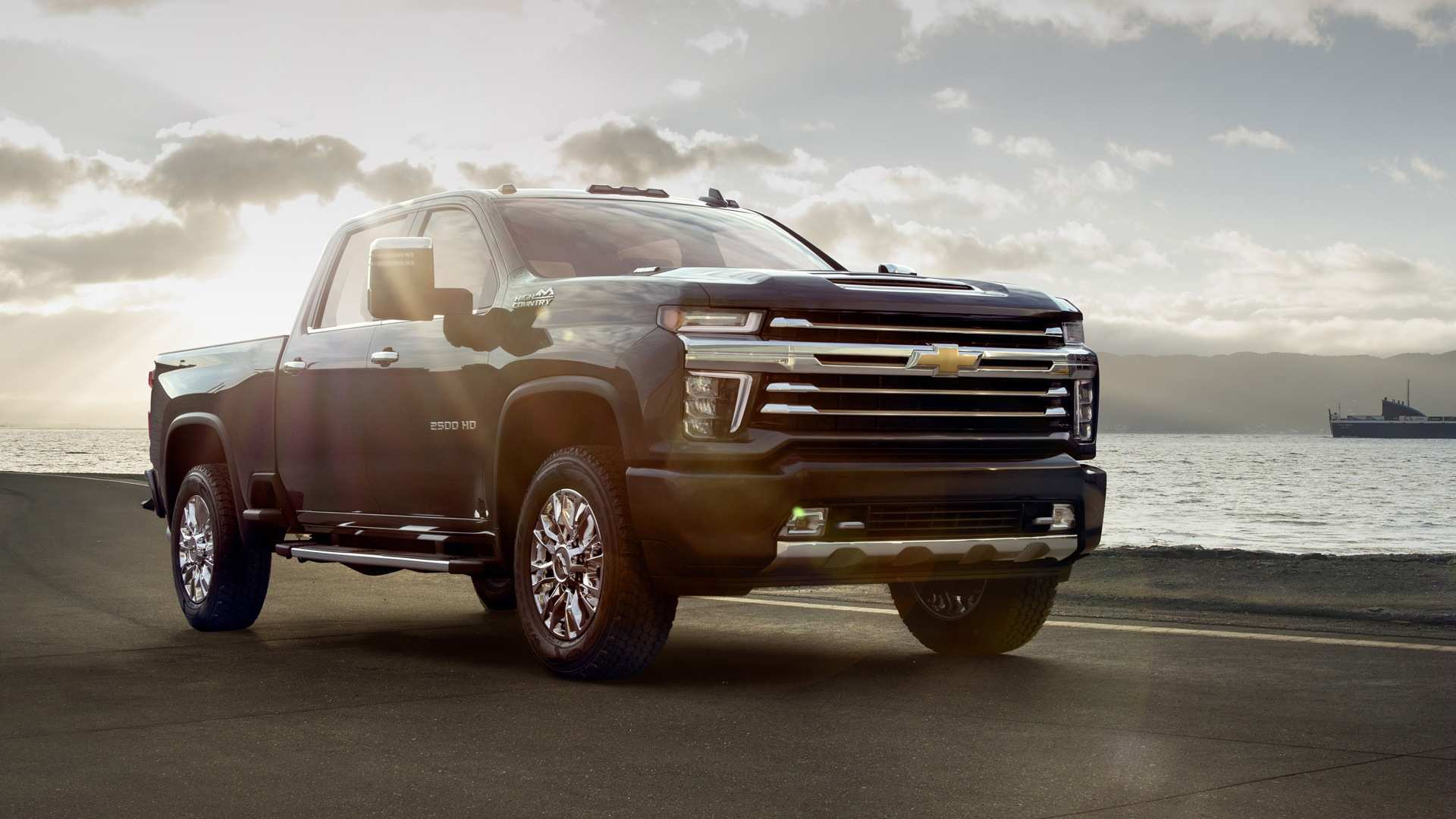 92 All New 2020 Chevrolet Silverado 2500Hd High Country Picture