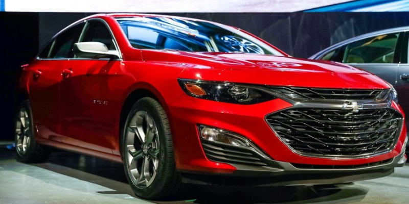 92 All New 2020 Chevy Malibu History