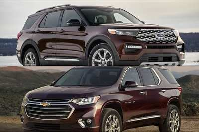 92 All New 2020 Chevy Traverse Ratings