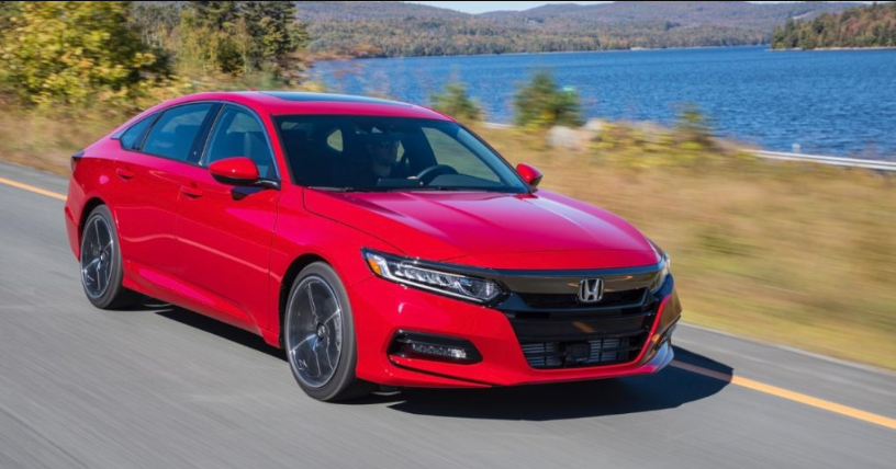 92 All New 2020 Honda Accord Sport Release