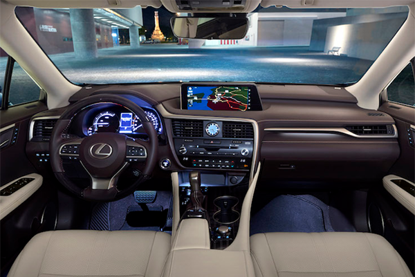 92 All New 2020 Lexus RX 450h New Model and Performance