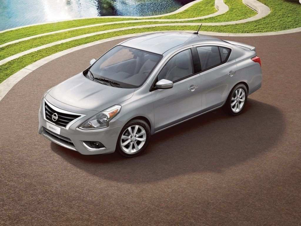 92 All New 2020 Nissan Sunny Uae Egypt Release Date