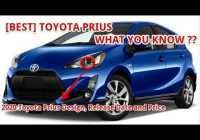 92 All New 2020 Toyota PriusPictures Prices