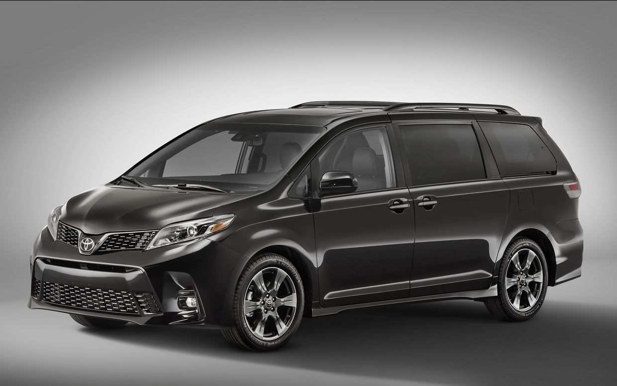 92 All New 2020 Toyota Sienna Spesification