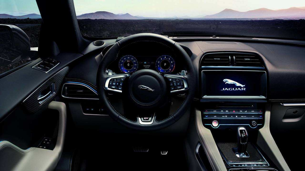 92 All New Jaguar F Pace 2020 Model Release Date