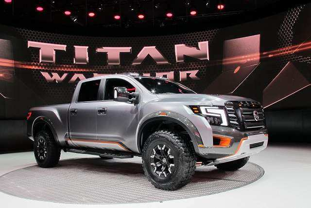 92 All New Nissan Warrior 2019 Redesign