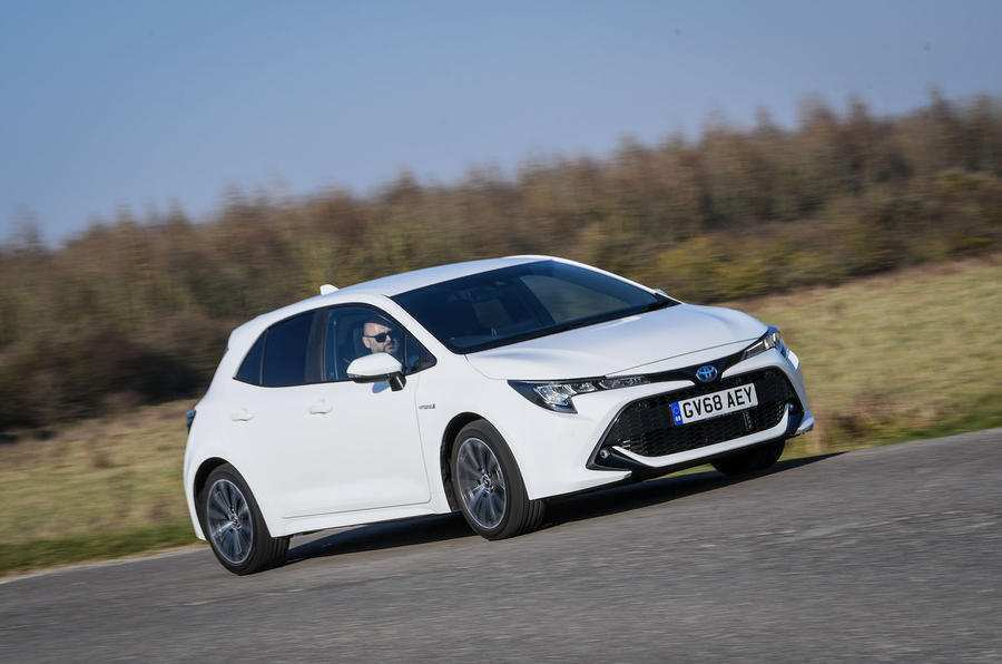 92 All New Toyota Corolla 2019 Uk Release Date