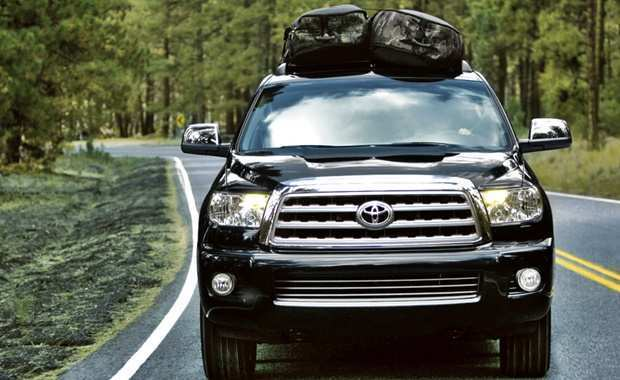 92 All New Toyota Sequoia 2019 Redesign Style