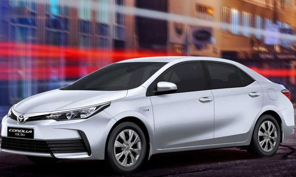 92 All New Toyota Xli 2019 Price In Pakistan Review And Release Date