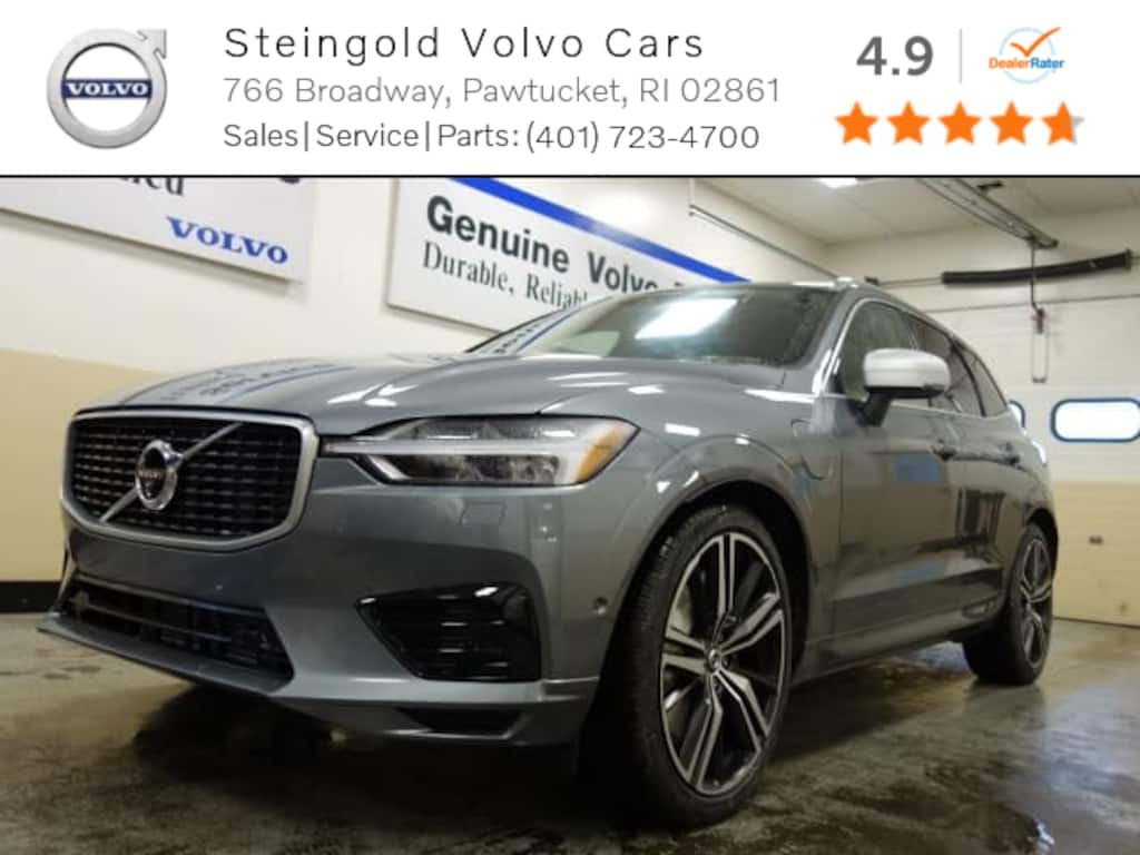 92 All New Volvo Xc60 2019 Osmium Grey New Concept