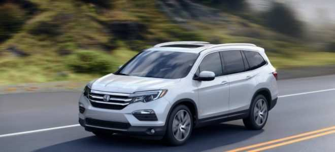 92 Best 2019 Honda Pilot Spy Speed Test