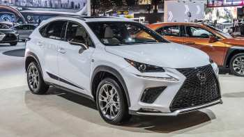 92 Best 2019 Lexus NX 200t Wallpaper