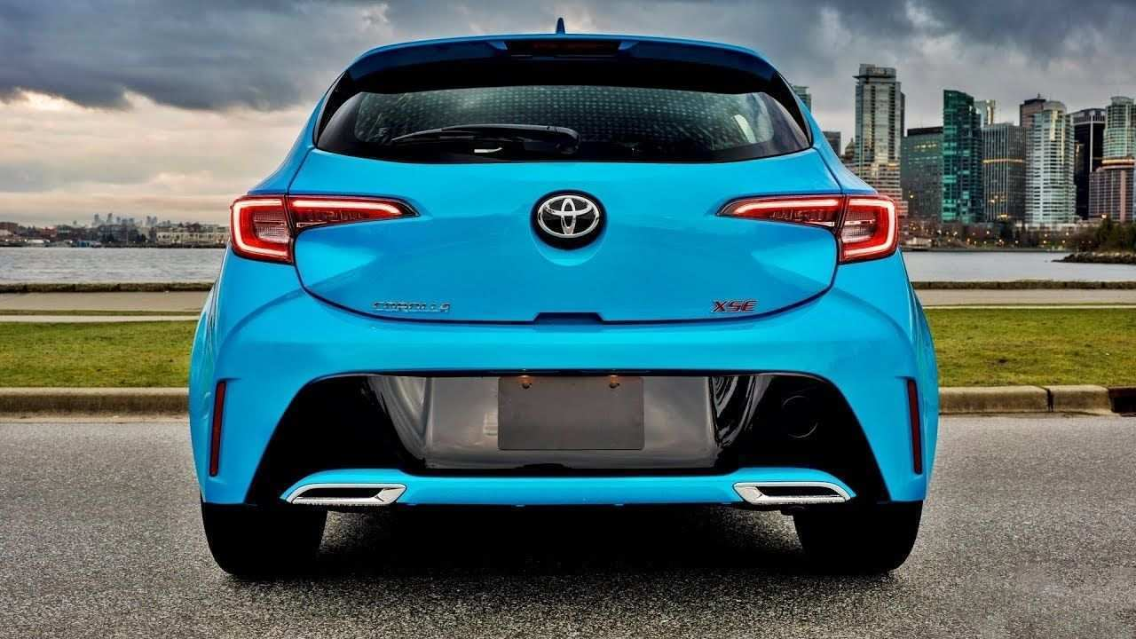 92 Best 2019 Toyota Matrix Price Design And Review