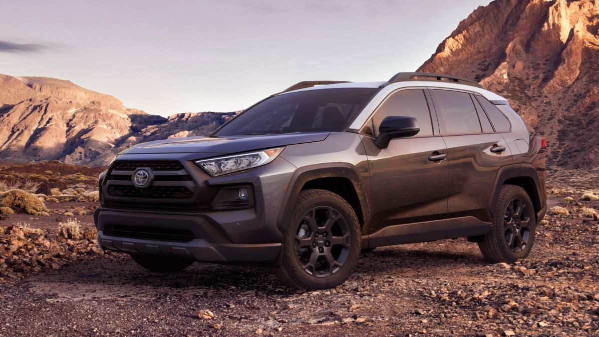 92 Best 2019 Toyota Rav4 Jalopnik Exterior And Interior