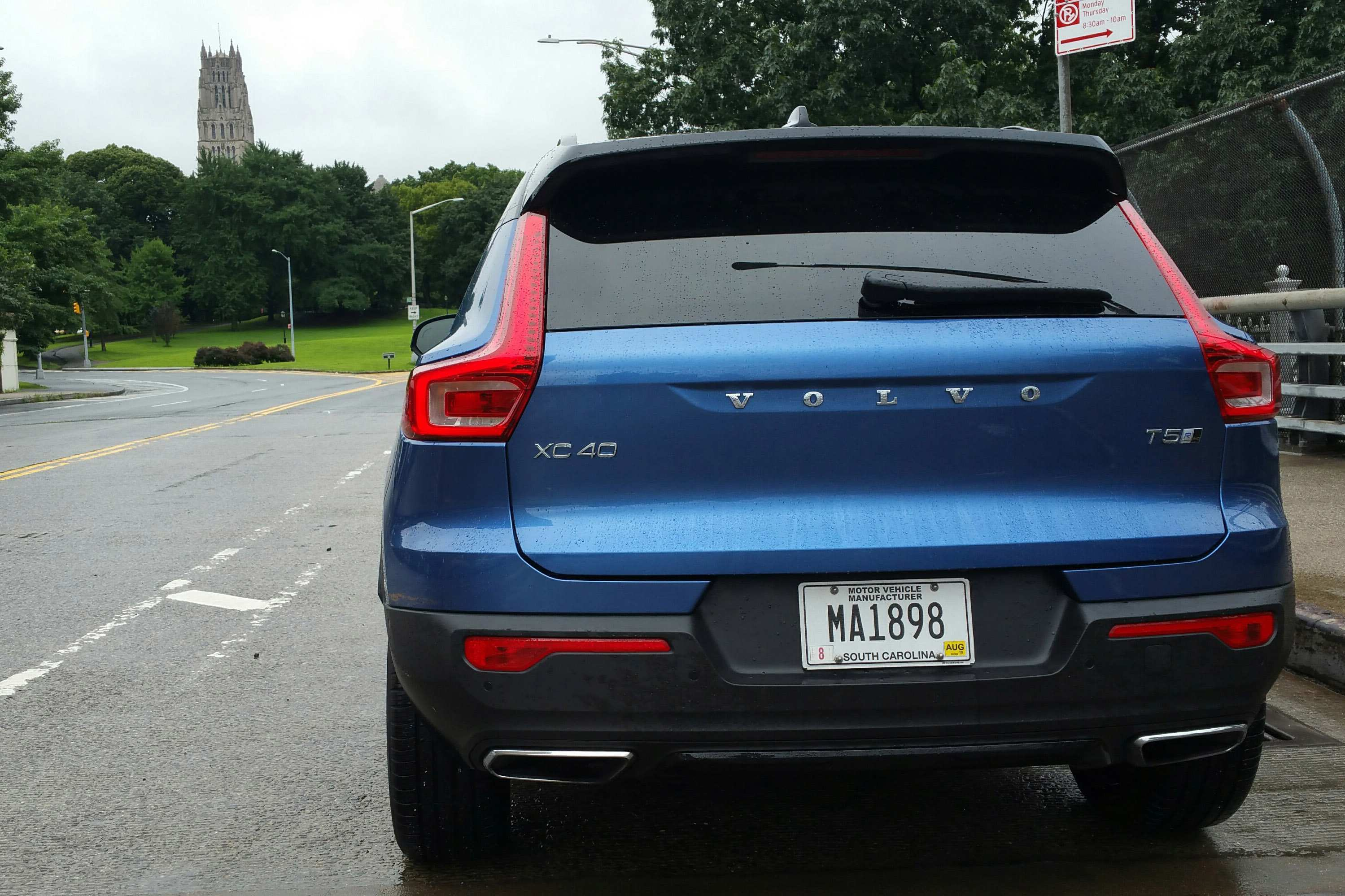 92 Best 2019 Volvo Xc40 T5 R Design Review