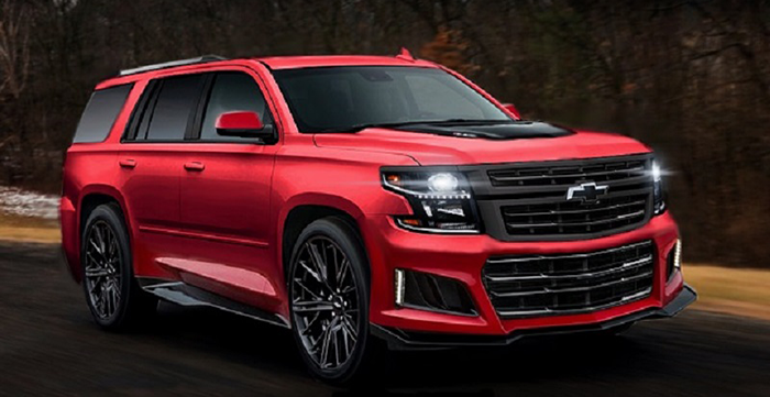 92 Best 2020 Chevrolet Suburban Redesign And Review