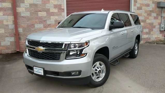 92 Best 2020 Chevy Suburban 2500 Z71 Release Date And Concept