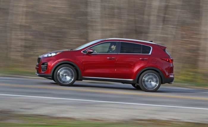 92 Best 2020 KIA SportageSpy Shots Performance and New Engine