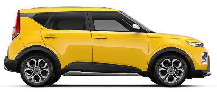 92 Best 2020 Kia Soul Solar Yellow Exterior And Interior