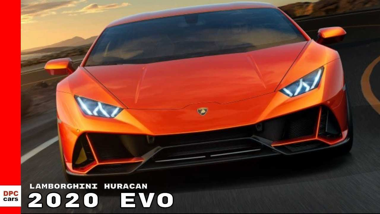 92 Best 2020 Lamborghini Huracan Overview