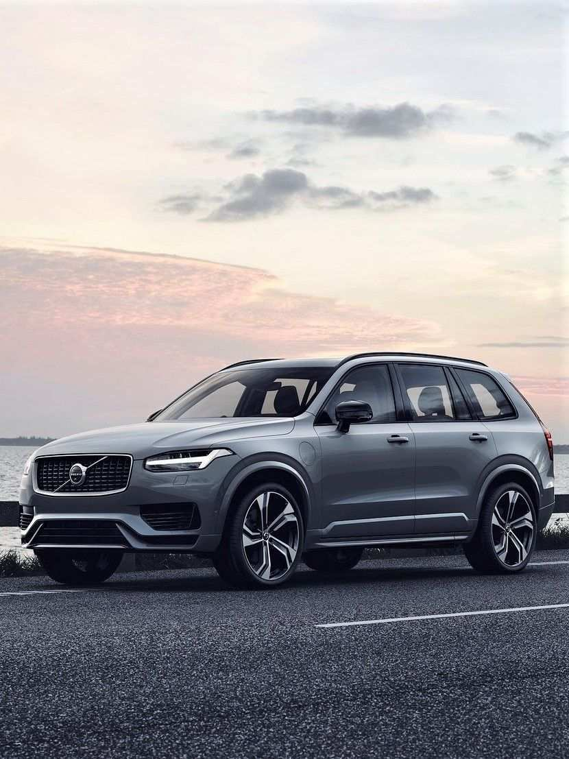 92 Best 2020 Volvo XC90 Spy Shoot