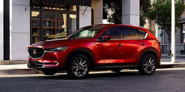 92 Best Mazda Cx5 Grand Touring Lx 2020 Speed Test