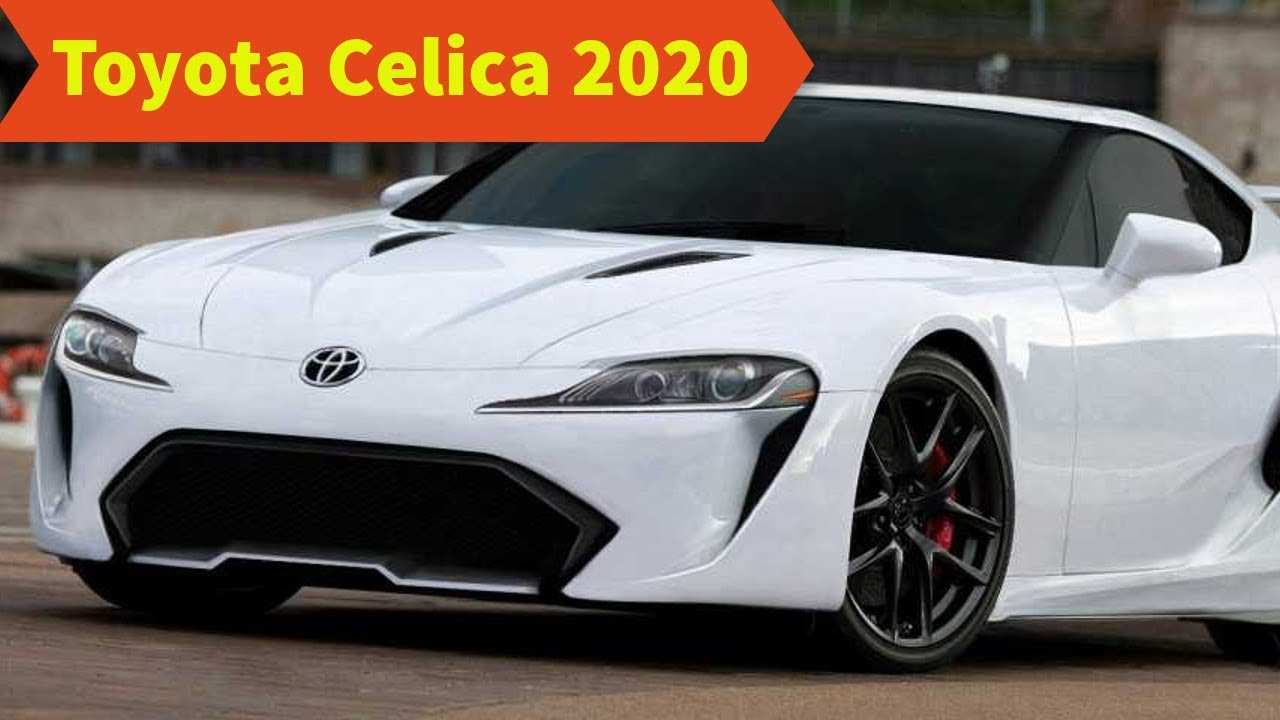 92 Best Toyota Celica 2020 Spesification