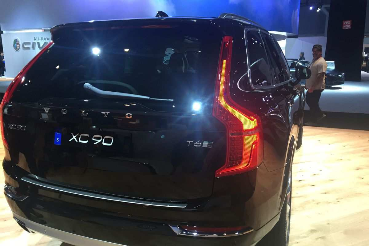 92 Best Volvo S Safety Goal No Deaths By 2020 New Review