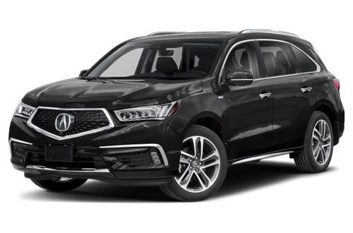 92 New 2019 Acura MDX Hybrid Review And Release Date