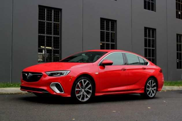 92 New 2019 Buick Regal Images