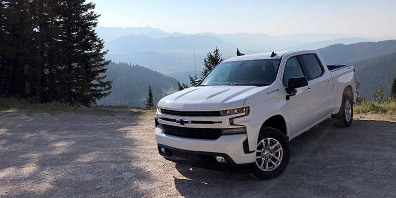 92 New 2019 Chevy Silverado 1500 Release