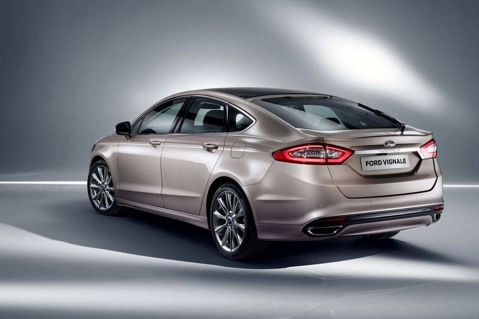 92 New 2019 Ford Mondeo Vignale Performance And New Engine