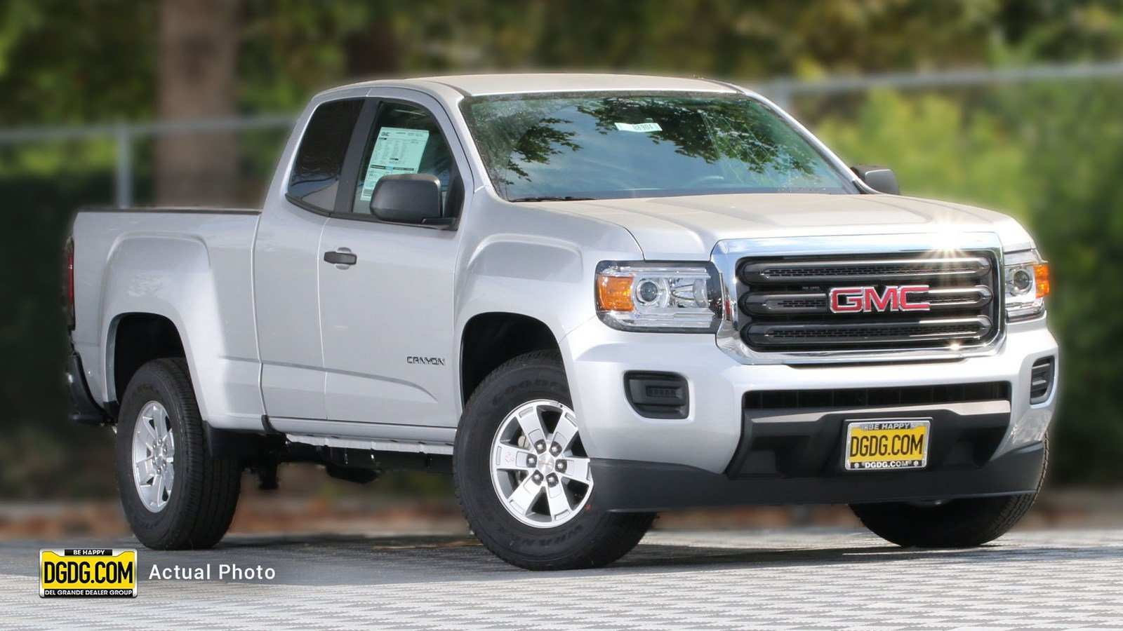 92 New 2019 GMC Canyon Specs