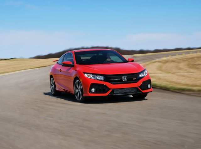 92 New 2019 Honda Civic Si Sedan Photos