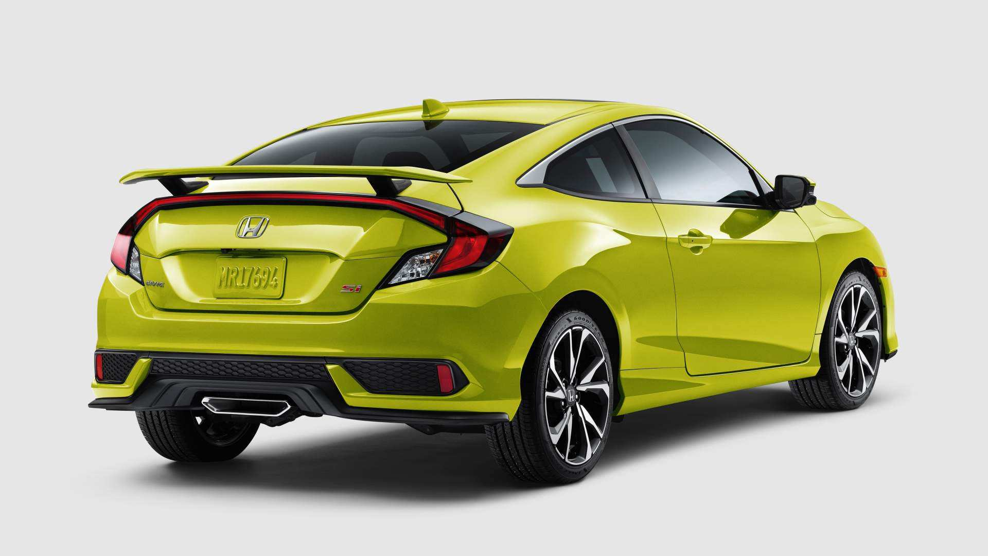 92 New 2019 Honda Civic Si Sedan Style