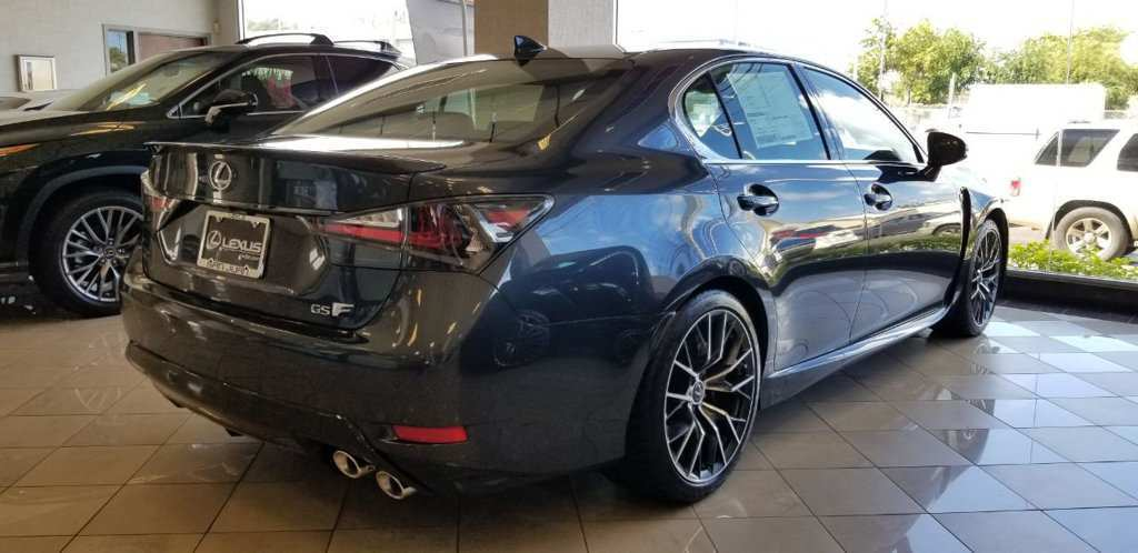 92 New 2019 Lexus GS F Review And Release Date