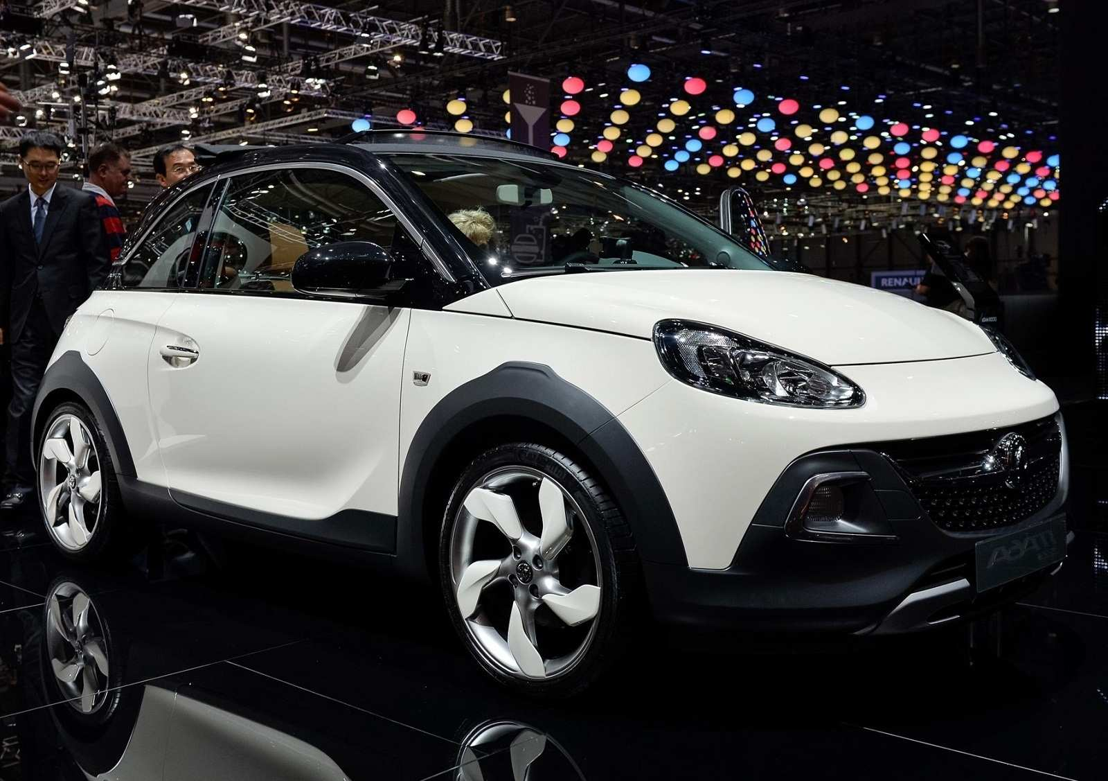 92 New 2019 Opel Adam Rocks New Review