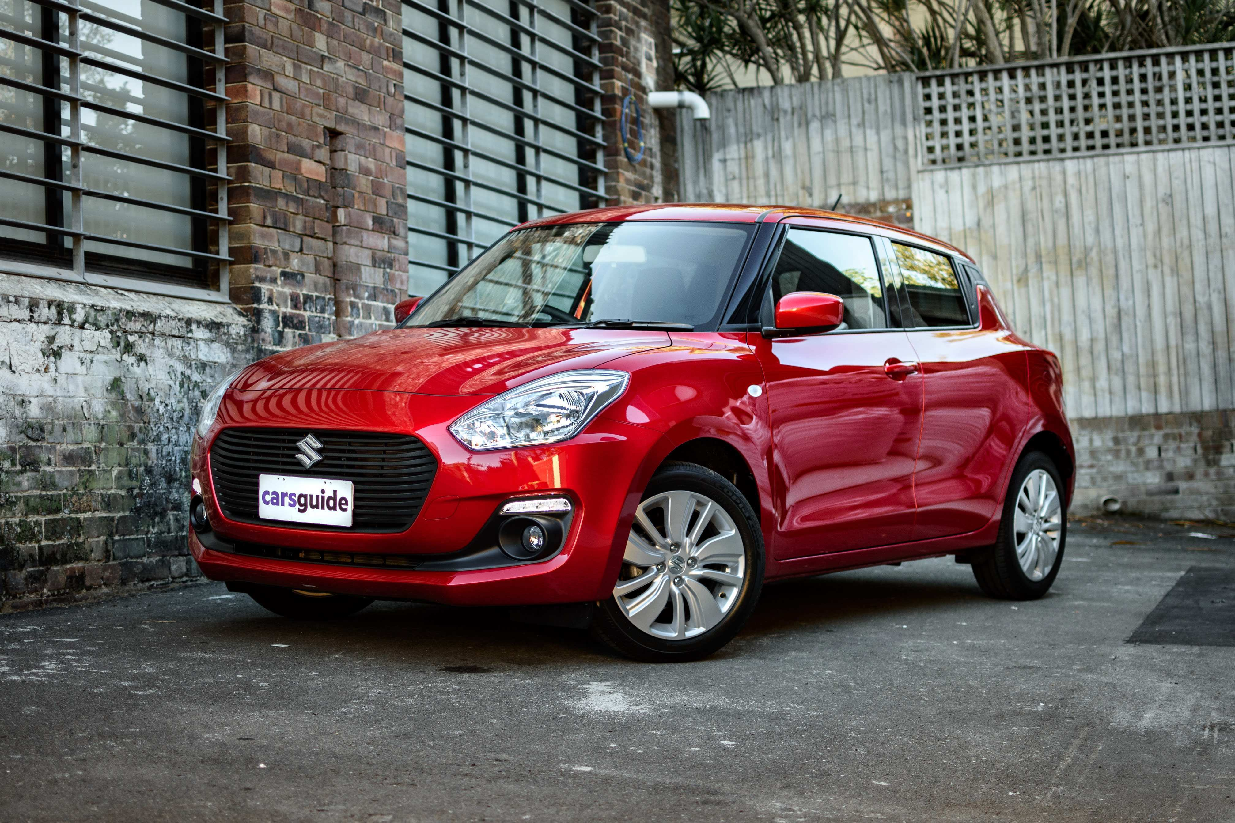 92 New 2019 Suzuki Swift Reviews