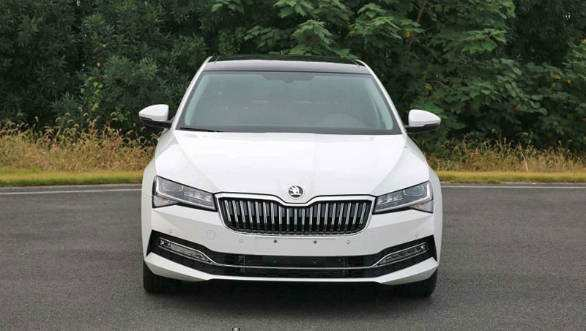 92 New 2019 The Spy Shots Skoda Superb Price And Review