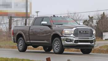 92 New 2020 Dodge Ram 2500 New Model And Performance