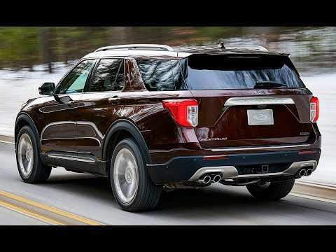 92 New 2020 Ford Explorer Job 1 Review