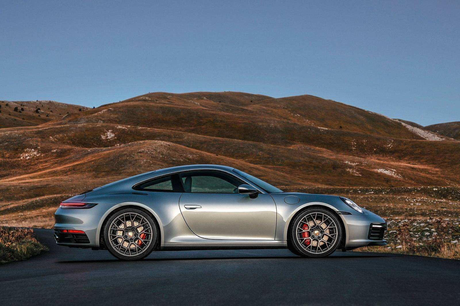 92 New 2020 Porsche 911 Release Date And Concept
