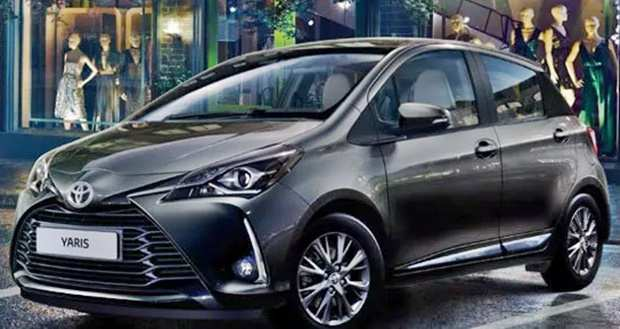 92 New 2020 Toyota Yaris First Drive