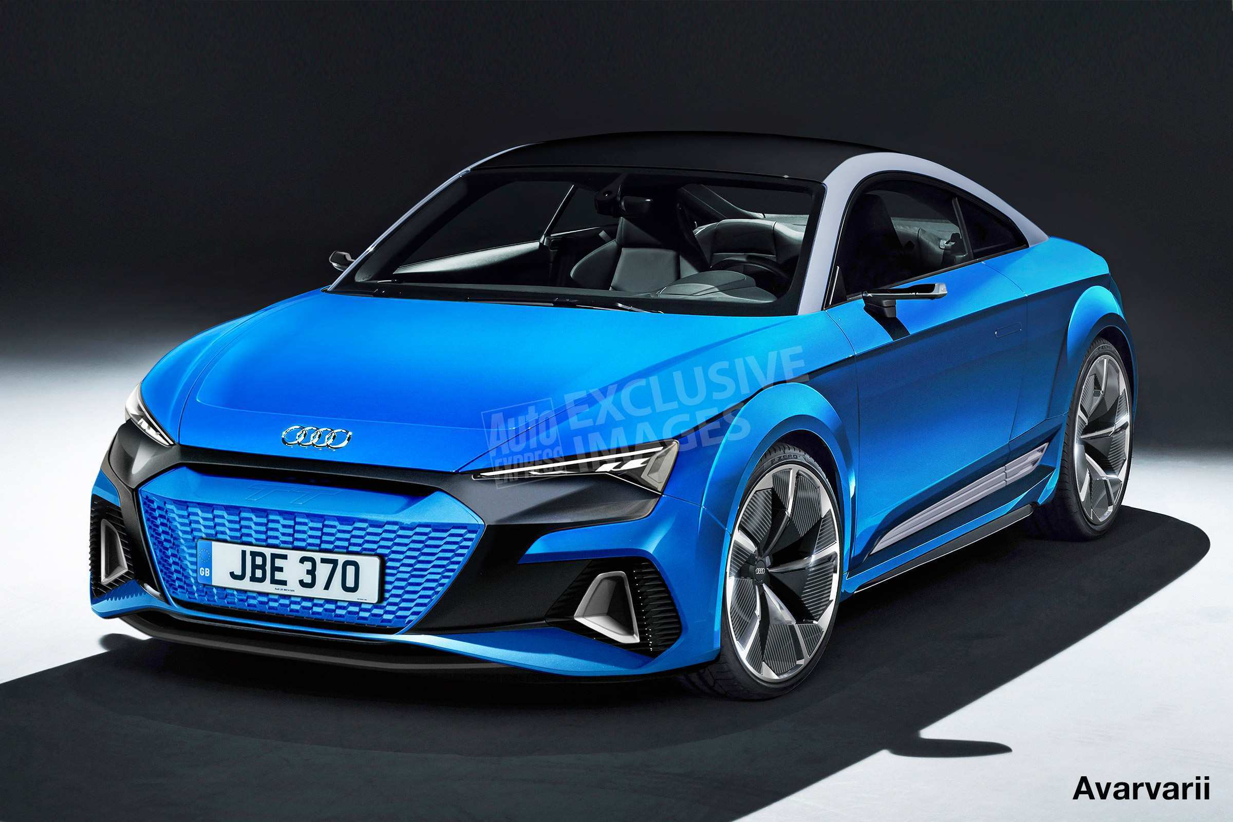 92 New Audi Tt 2020 4 Door Redesign