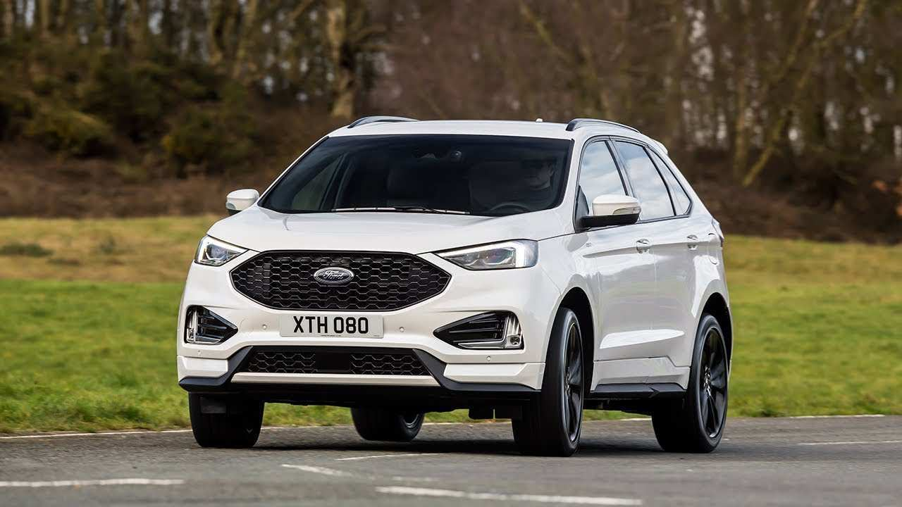 92 New Ford Edge New Design Price And Release Date