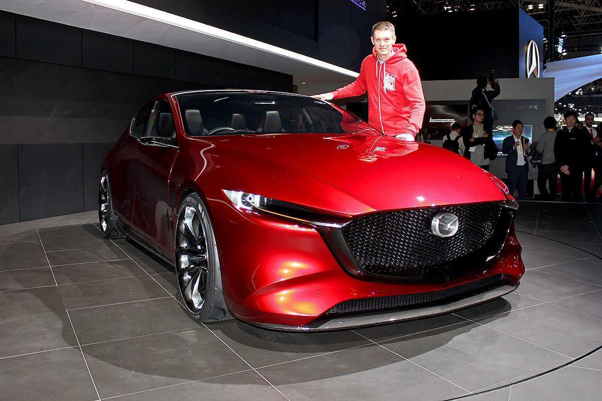 92 New Mazda Kai 2019 Rumors
